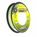 Шнур Spiderwire Stealth Glow-Vis Green 0.10мм