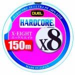 Шнур Yo-Zuri Duel Hardcore X8 Eging 3Color 0.15мм