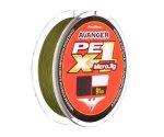 Шнур ForMax Avanger PE X4 Micro Jig Moss Green 0.148мм