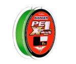 Шнур ForMax Avanger PE X4 Micro Jig Lime Green 0.148мм