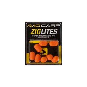Бойлы искусственные Avid Carp Zig Lities Barrels Orange 12 мм