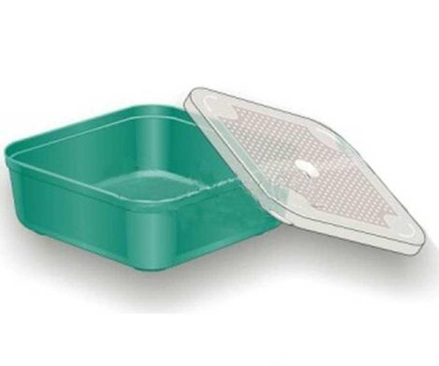 Коробка для наживок Stonfo Scatole Fondo 1.2л green