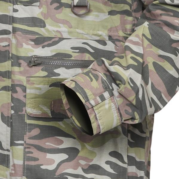 Куртка Norfin Nature Pro Camo M