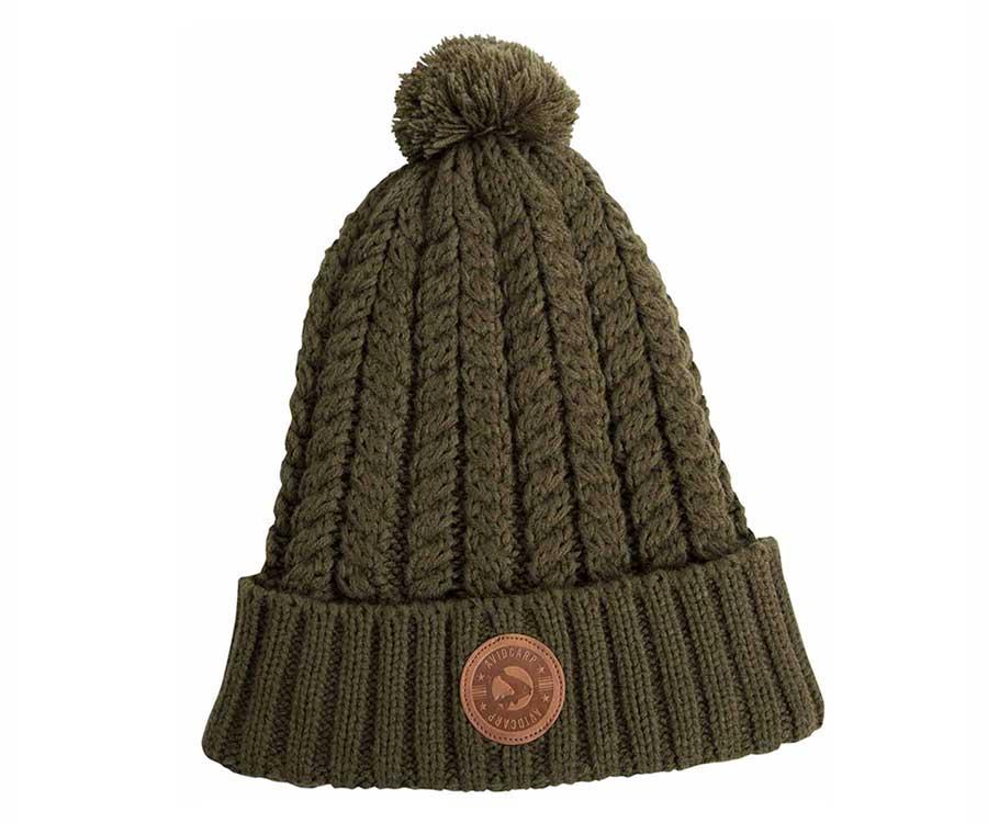 Шапка Avid Carp Bobble Hat-Green