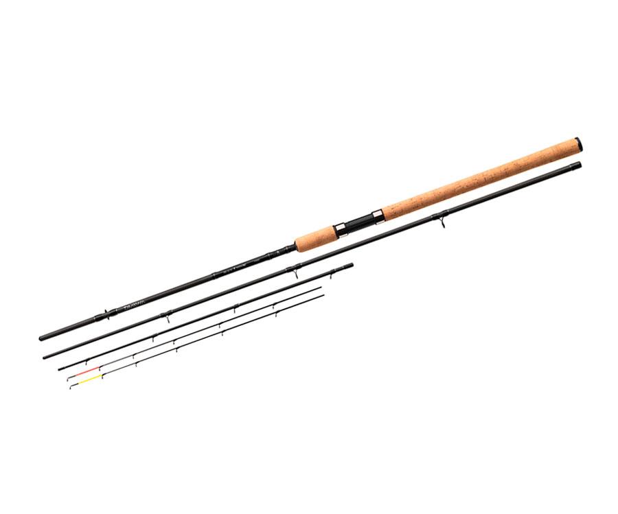 Фидерное удилище Daiwa Black Widow Feeder 3.90м 150г