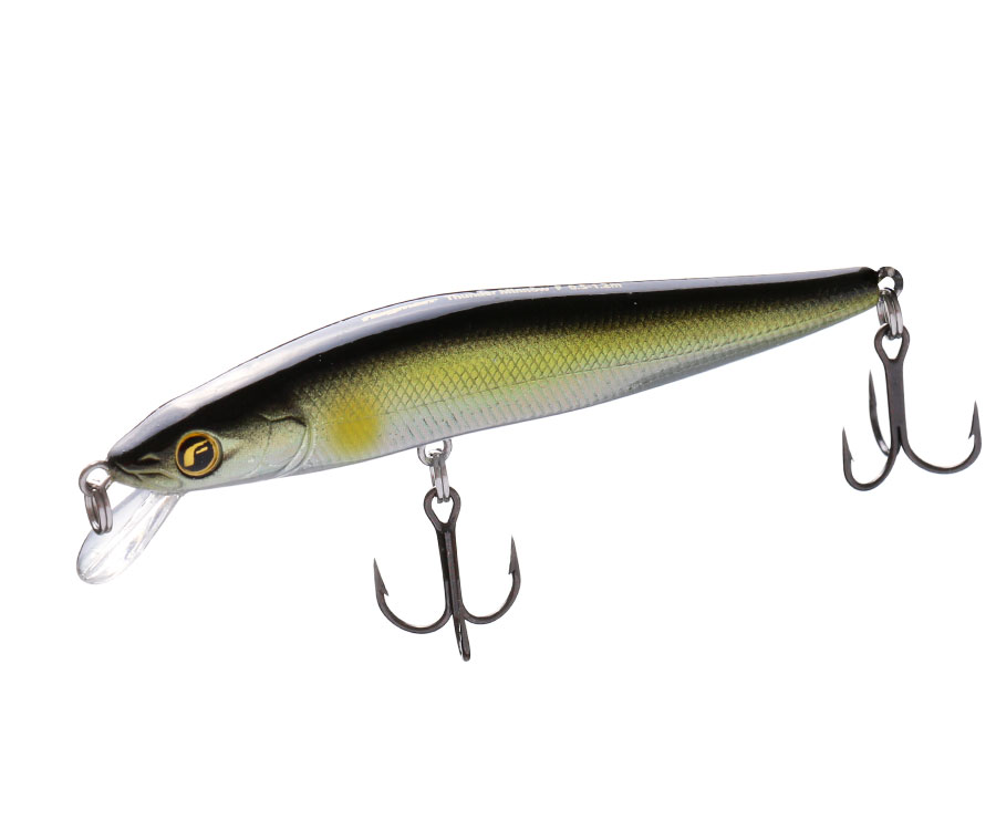 Воблер Flagman Thunder Minnow 80F 80мм A24