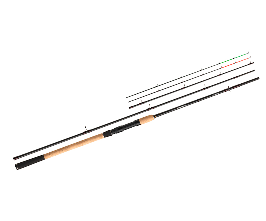 Фидерное удилище Daiwa Windcast Feeder plus 2 top 3.90м 150г