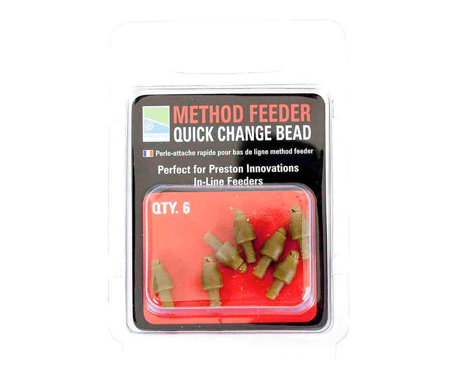 Коннектор для кормушки Preston Method Quick Change