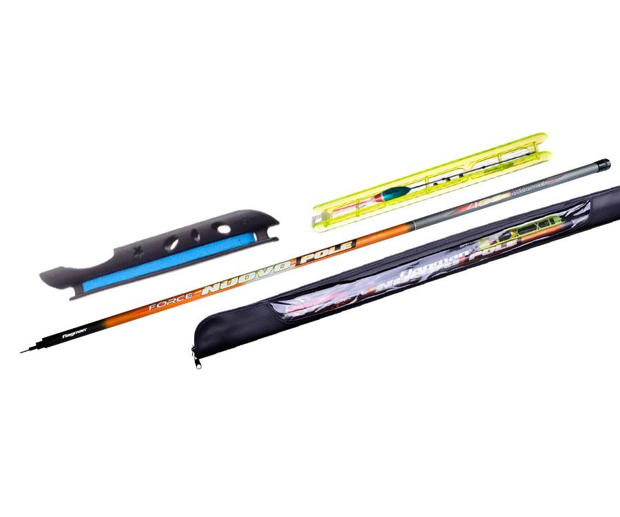 Набор для поплавочной ловли Flagman Pole Force Nuovo 4м