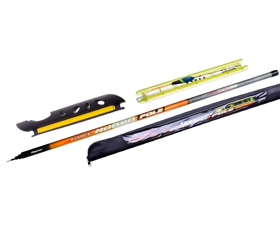 Набор для поплавочной ловли Flagman Pole Force Nuovo 5м