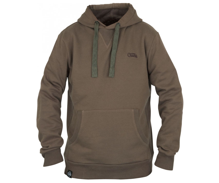 Реглан FOX Chunk Ribbed Hoody Khaki S