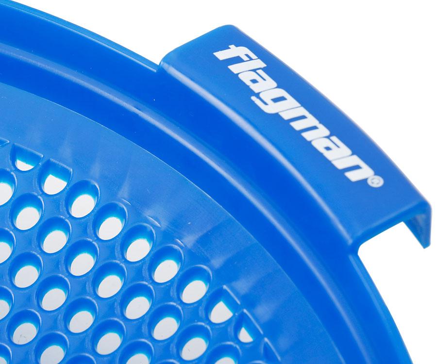 Сито для прикормки Flagman пластик на ведро 17л