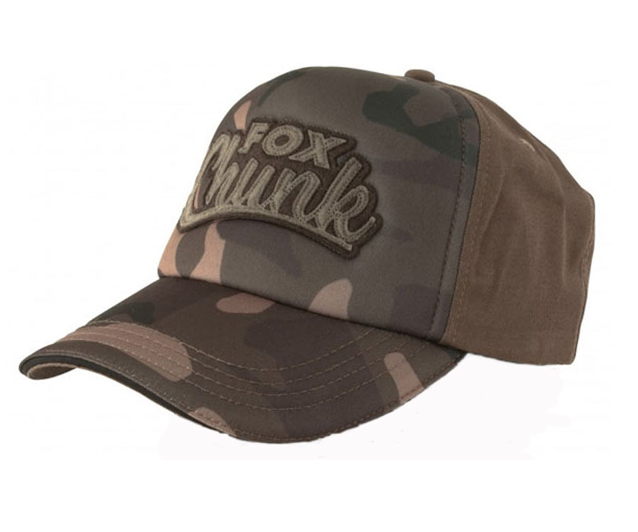 Кепка FOX Chunk Solid Back Baseball Cap