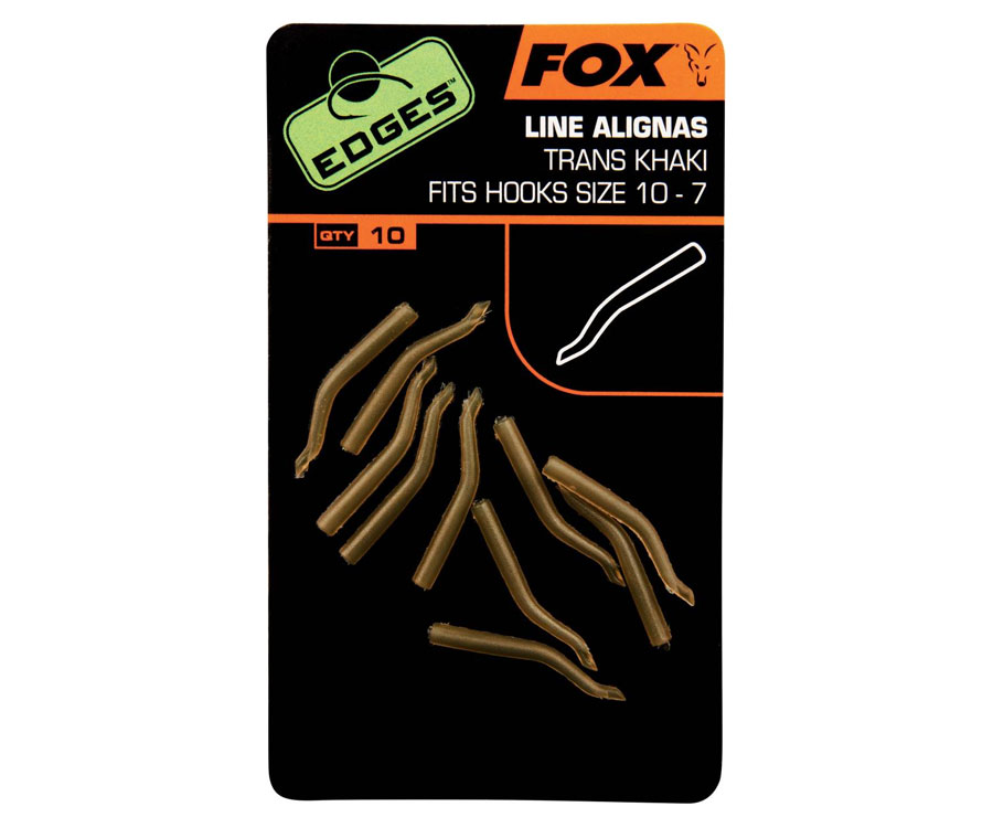 Адаптер крючка FOX 10-7 Edges Line Aligner