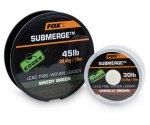 Лидер FOX EDGES Submerge Green 30 lb 10 м