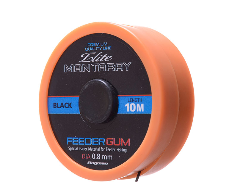 Feeder Gum Mantaray Flagman Elite 10 м 0,80 мм