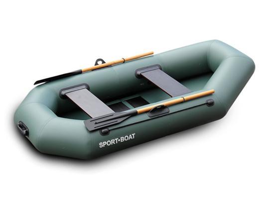 Лодка Sport-Boat Discovery DM260S
