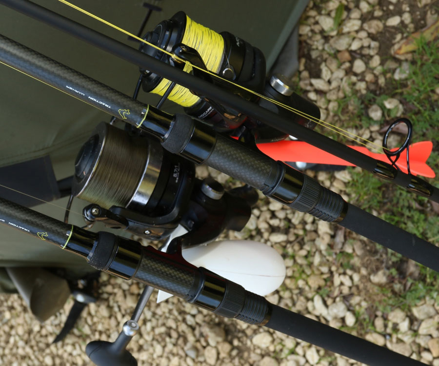 Карповое удилище Avid Carp Traction Rod 12ft 3.5lb