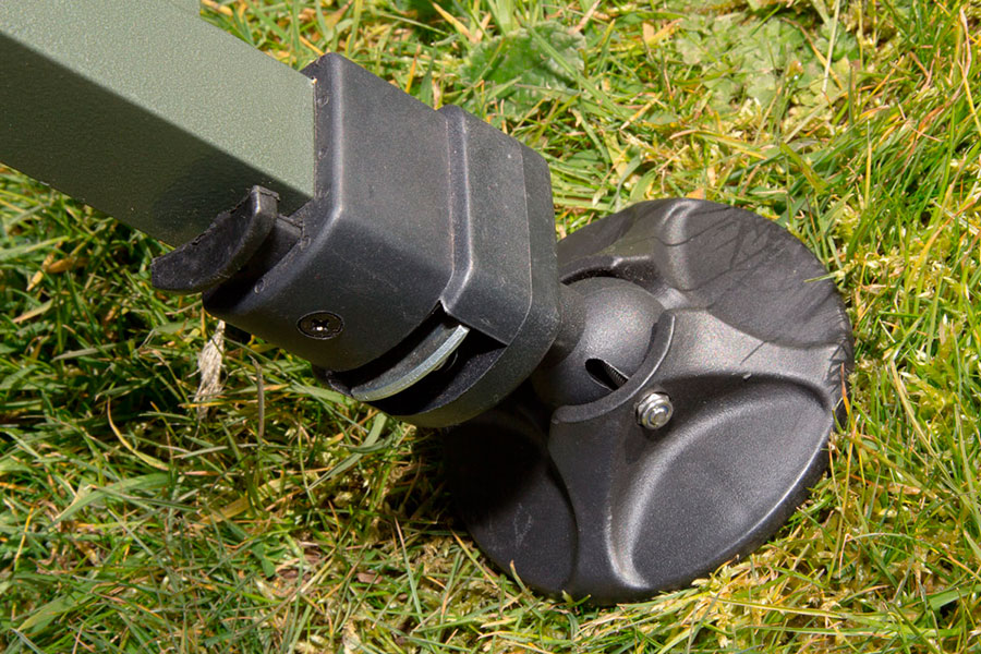 Раскладушка Avid Carp Bench Mark Bed XL