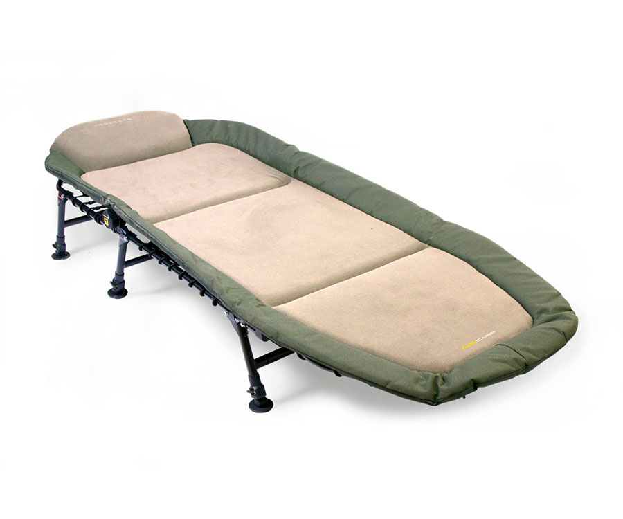 Раскладушка Avid Carp Mega Bite Bed 2
