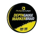 Маркерный шнур Avid Carp Depth Gauge Marker Braid