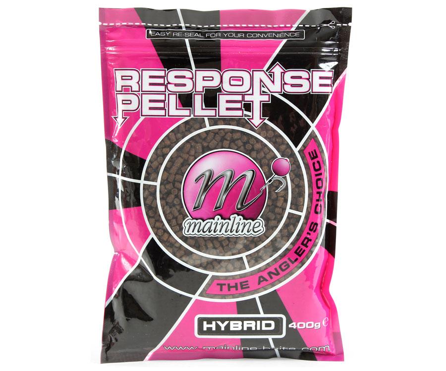Пеллетс Mainline Response Hybrid New Grange 400 г