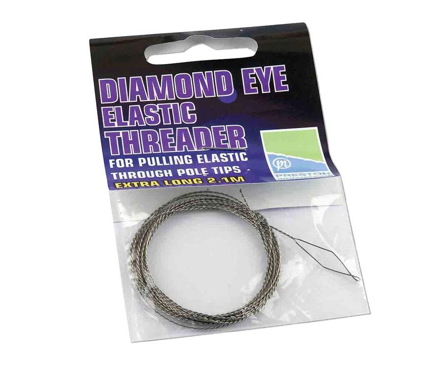 Протягиватель эластика Preston Diamond Eye Extra Long