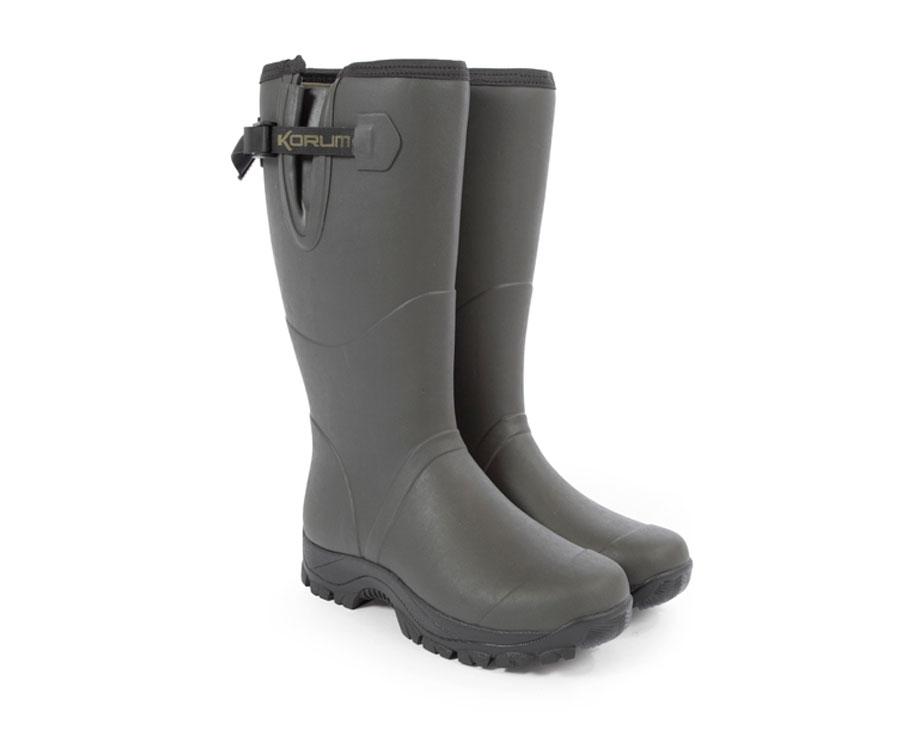 Сапоги неопреновые Korum Neoprene / Rubber Boots 41