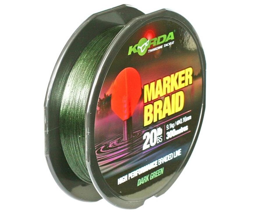 Маркер Korda Marker Braid 300м 20lb