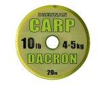 Поводковый материал Drennan Carp Dacron 20 м 10 lb