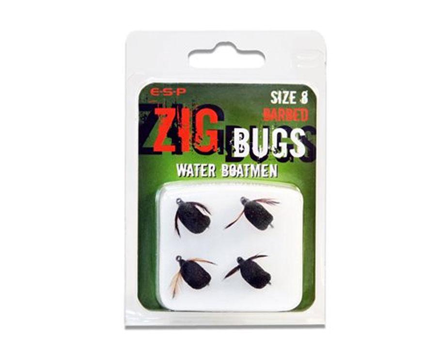 Насадка жук ESP Zig Bug Barbed 8