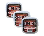 Пеллетс Sonubaits Bloodworm Fishmeal S-pellets 8 мм