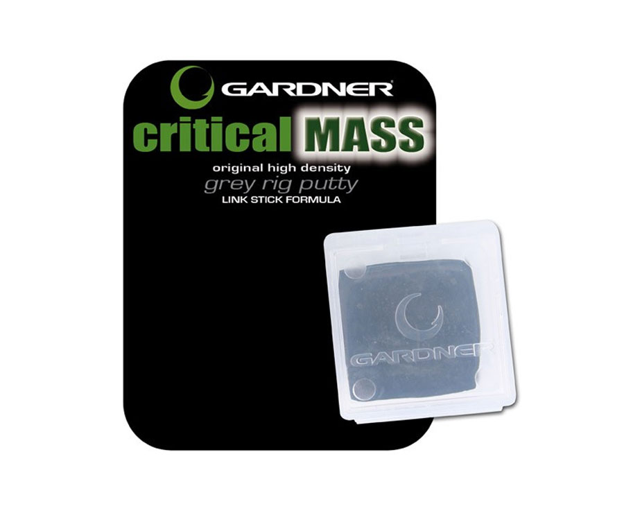 Мягкий свинец Gardner Critical Mass Putty Grey