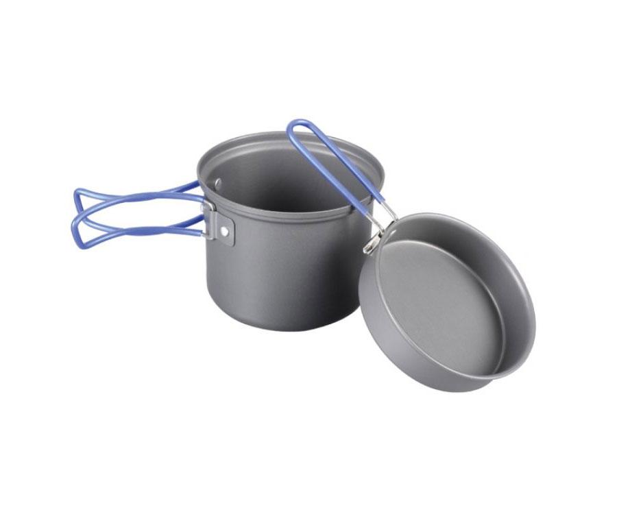 Котелок с крышкой-сковородой Tramp 0,9л