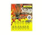 Застежки Decoy V Snap 0, 30 lb (13 шт.)