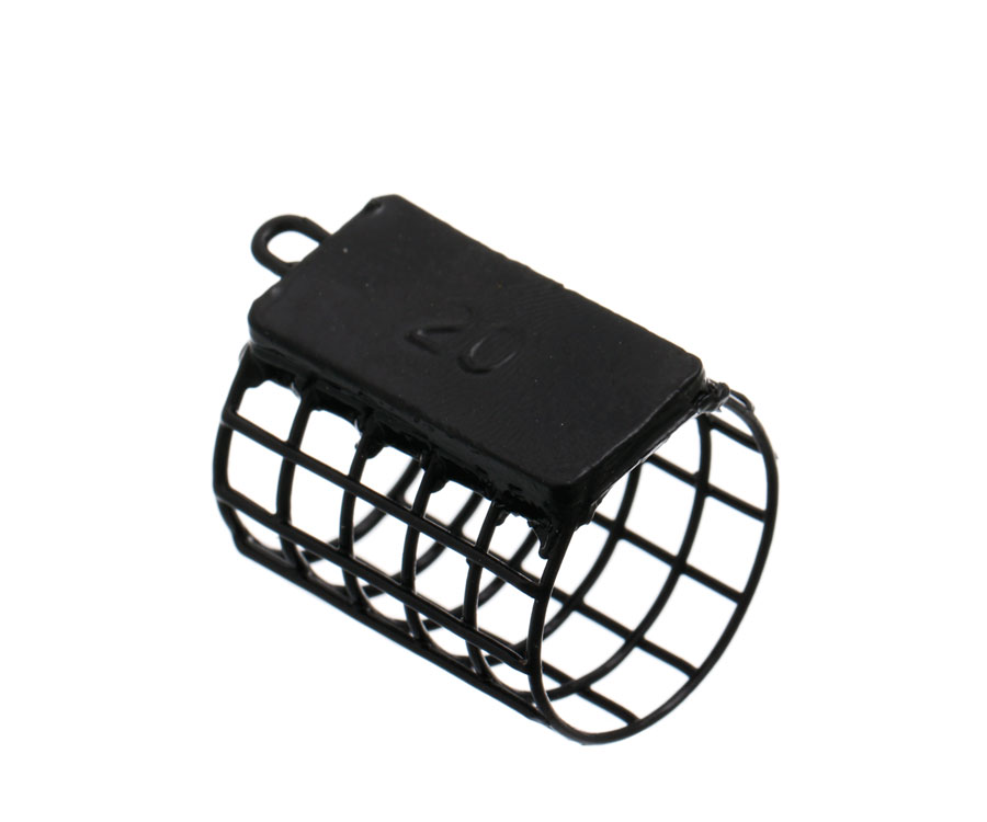 Кормушка фидерная Flagman Wire Cage M 33x28 мм 20 г