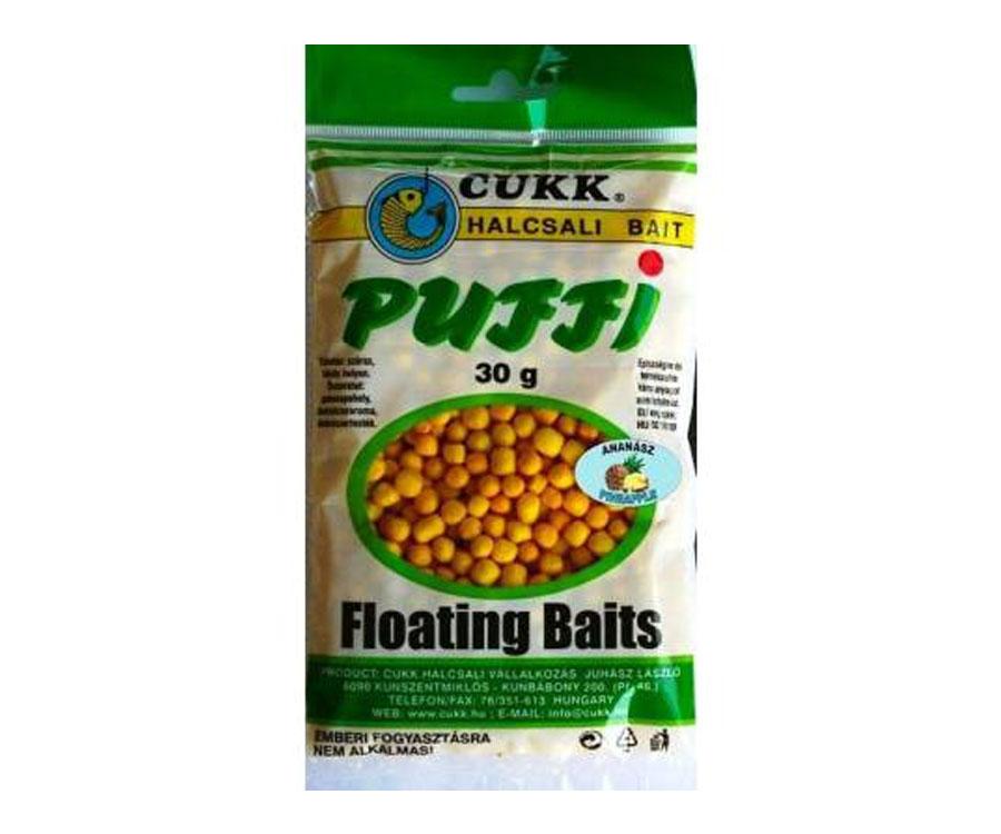 Тесто воздушное Cukk Puffi Mini ананас 30г