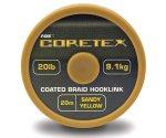 Поводковый материал FOX Coretex 25 lb S/Yello