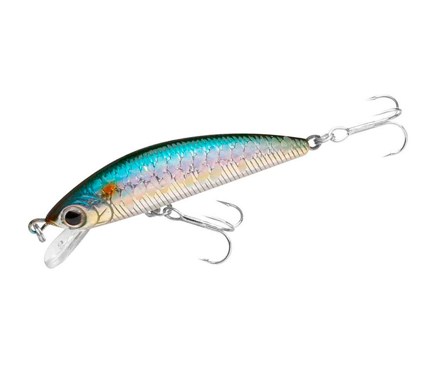 Воблер Lucky Craft Humpback Minnow 50SP MS American Shad