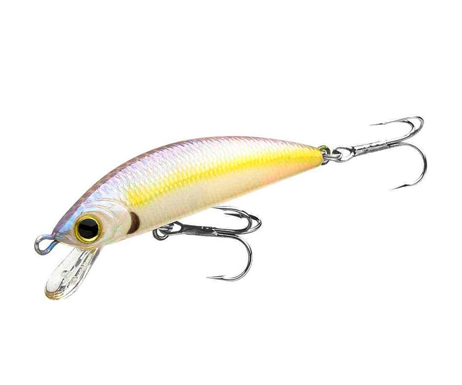 Воблер Lucky Craft Humpback Minnow 50SP Chartreuse Shad