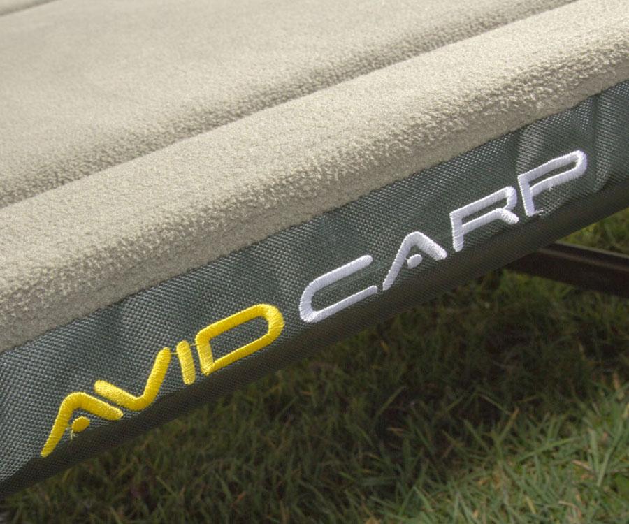 Раскладушка Avid Carp Benchmark Bed 2 Standard