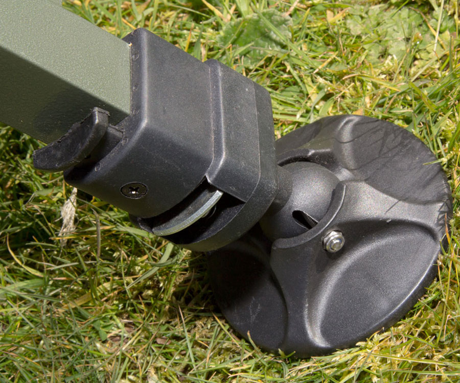 Раскладушка Avid Carp Benchmark Bed 2 XL