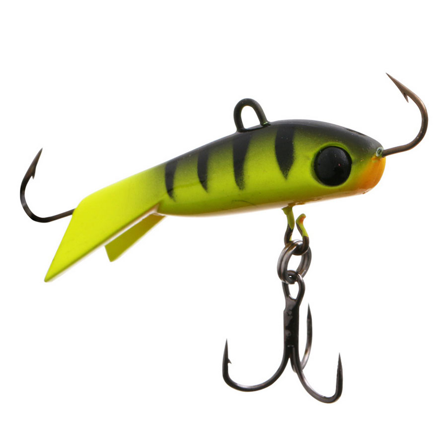 Балансир Flagman Vantage Ice Minnow 3.8см 7г Chartreuse Perch