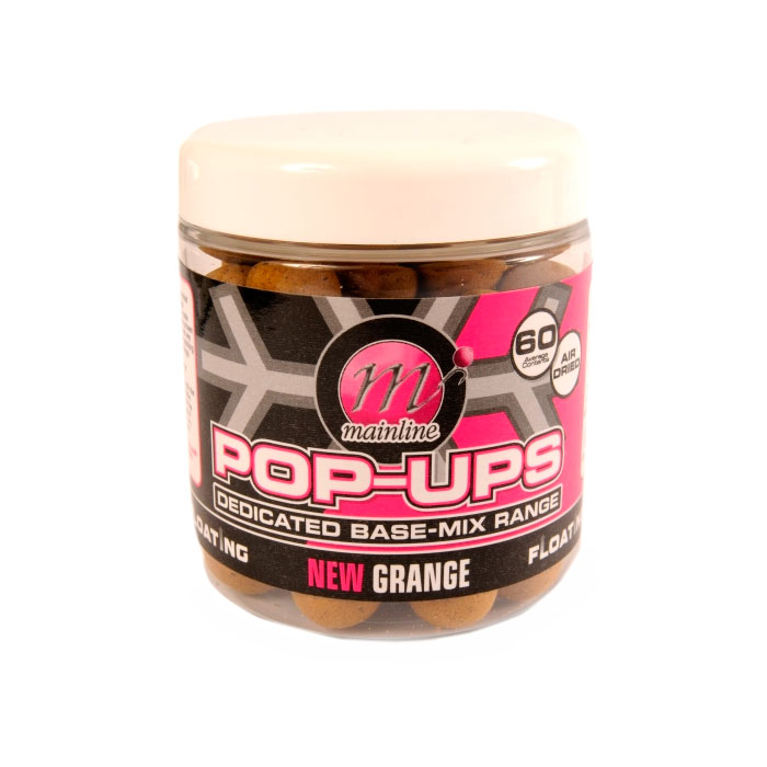 Бойлы Mainline Base Mix Pop-Ups New Grange