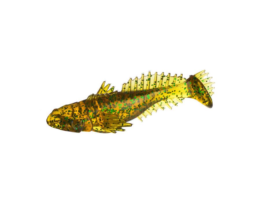 """Виброхвост Flagman Bullfish 2.5"""" Chart pepper"""