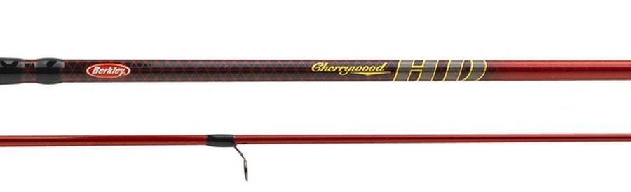 Спиннинговое удилище Berkley Cherrywood HD 202 2м 5-15г