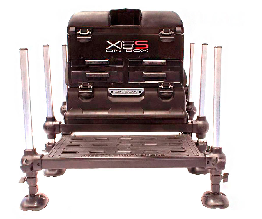 Платформа спортивная Preston X6S Seatbox