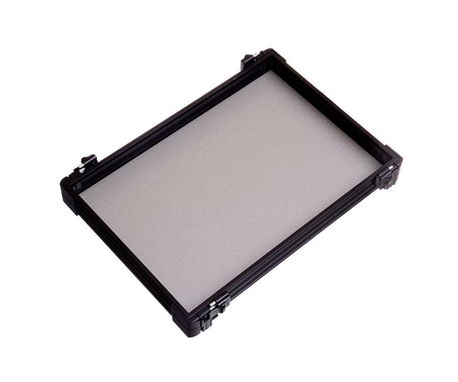 Кассета без мотовил черная Rive Anodised tray 30