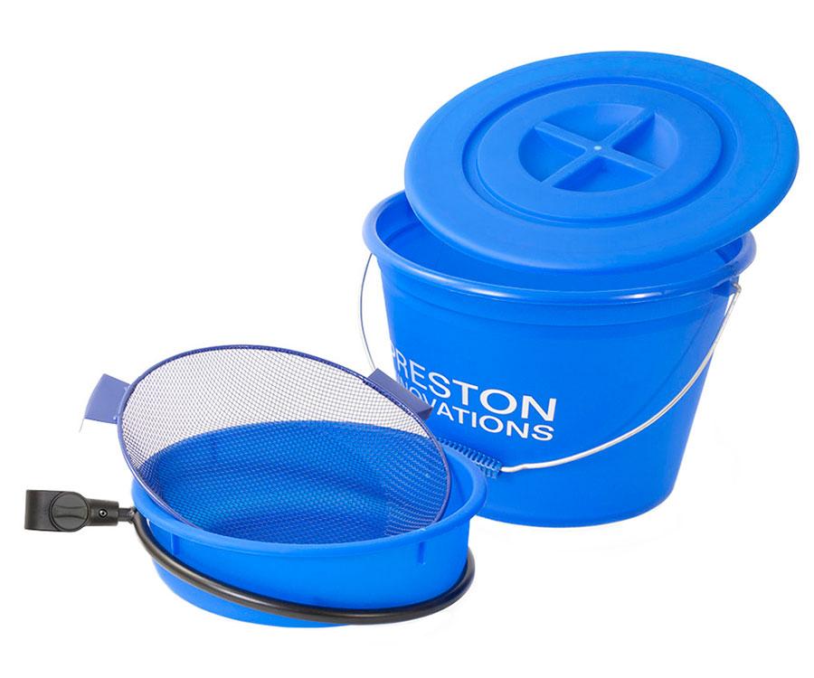 Набор для прикормки Preston Obp Bucket and Bowl Set