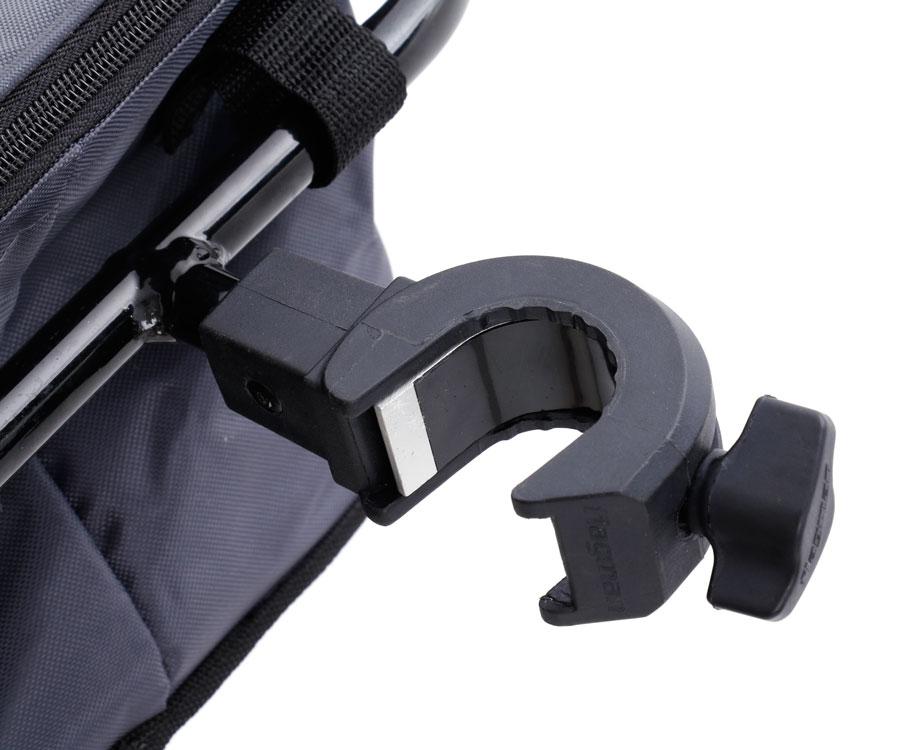 Мягкое ведро с креплением Flagman Nylon Bait Bowl Bag D36 мм